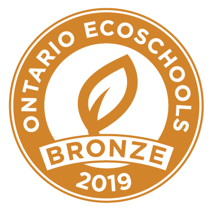 Bronze EcoSchools Certification